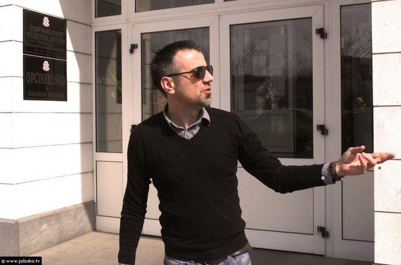 Odgođeno ročište u slučaju Arifhodžić protiv Šušnjara, Nerkez opet nije došao