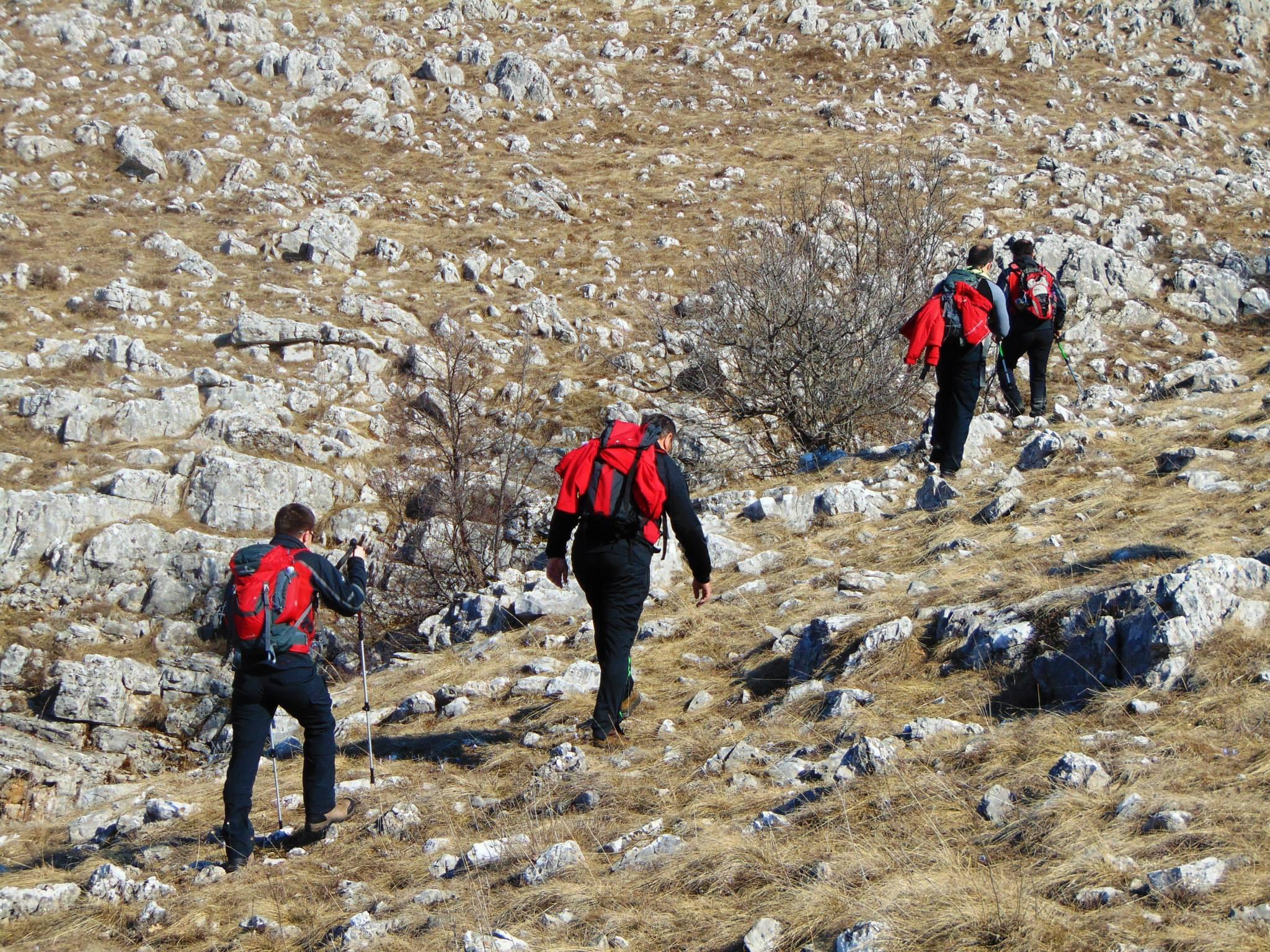 Planinari HPD-a Pločno na Libu