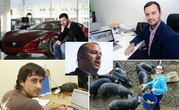 Ovo je 5 mladih poduzetnika koji su uspjeli u Hrvatskoj