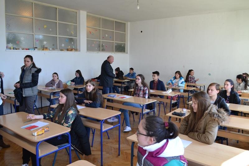 Filip Zlopaša i Katarina Bošnjak osvojili druga mjesta na Županijskom natjecanju iz matematike za učenike sedmih i osmih razreda ZHŽ-a