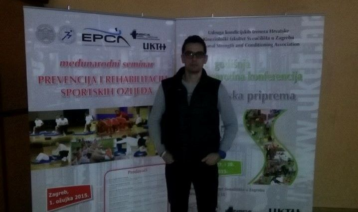 TAEKWONDO: Petar Boban na Međunarodnoj konferenciji