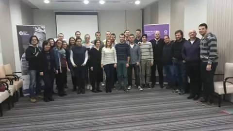 Članice Vijeća mladih općine Posušje sudjelovale na treningu u sklopu projekta 'Inicijativa mladića' u Sarajevu