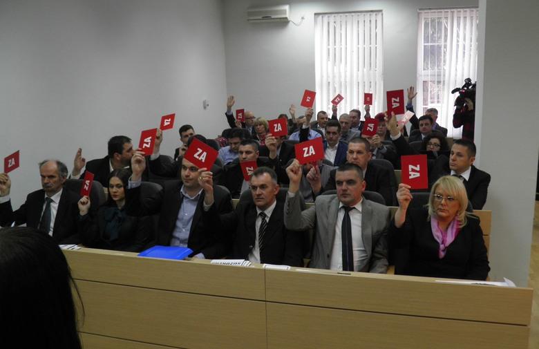 Izabrano rukovodstvo Skupštine (HDZ, SDA i SDP), ide izbor Vlade