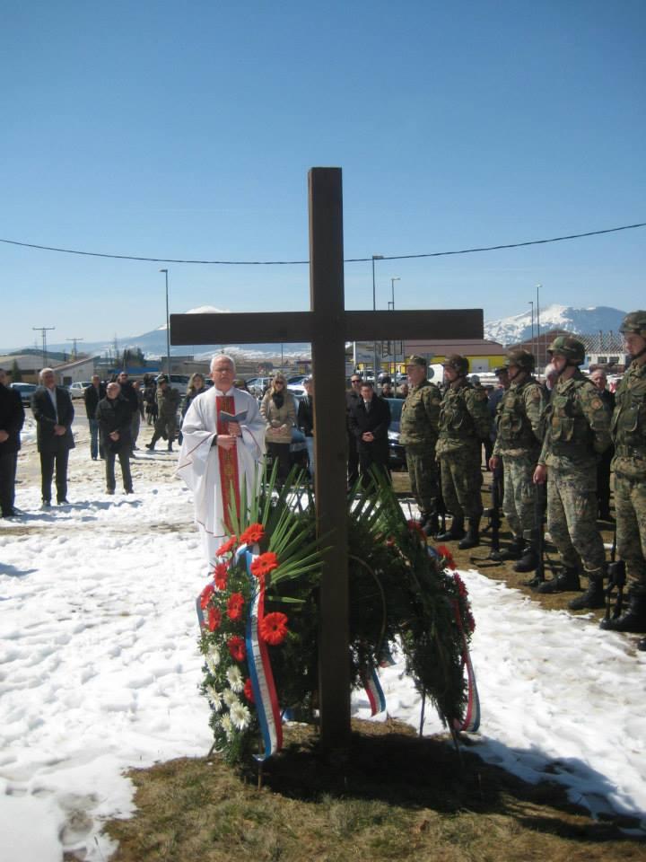 Obilježena 23. godišnjica stradanja hrvatskog naroda na Kupresu
