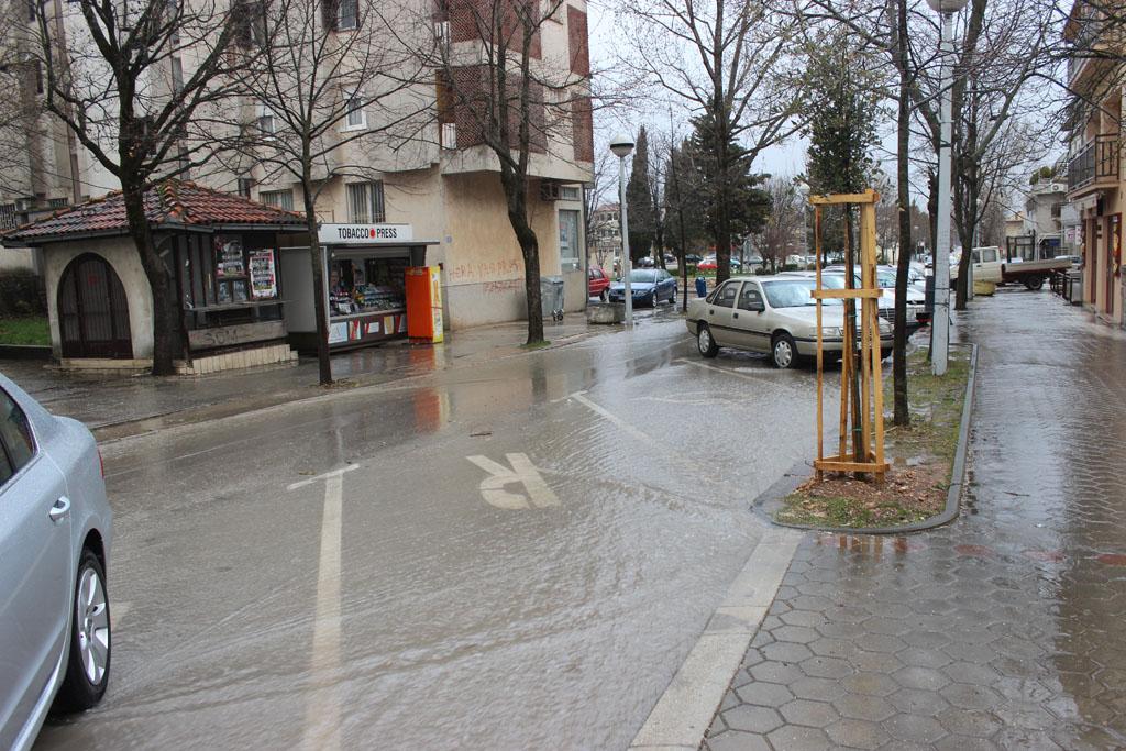 BiH: Veći dio dana oblačno s kišom