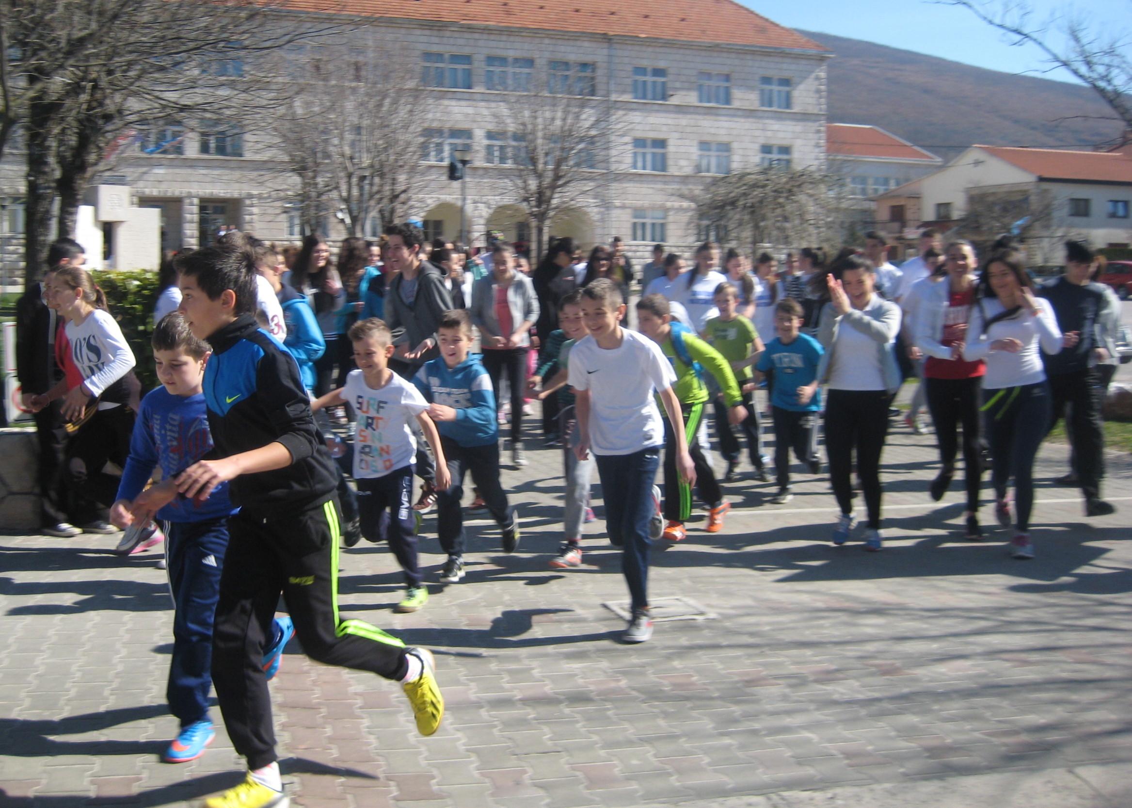 POSUŠJE: Velika utrka za dobro zdravlje