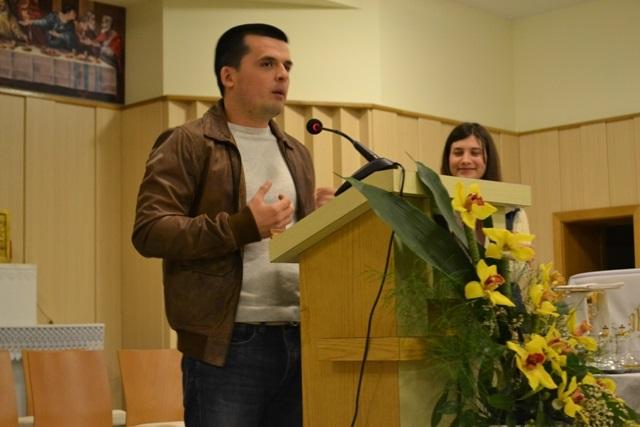 Ivan i Dajana pozvali mlade na pravu ljubav