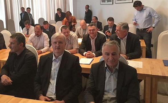 VODICE: Načelnik Bago na seminaru 'EU i lokalna uprava – kako dalje?'