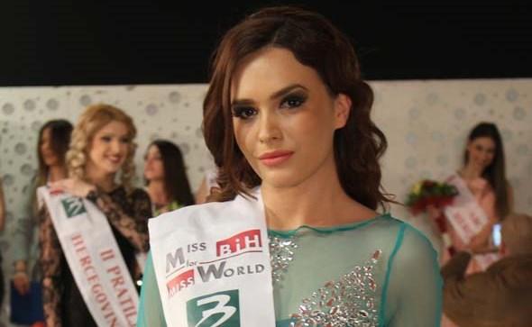 Dajana Martić iz Čapljine je nova Miss Hercegovine