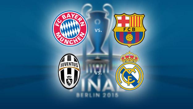 LIGA PRVAKA: Barca na Bayern, Real protiv Juvea