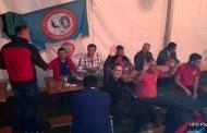 Članovi HPD-a Pločno na Danima planinara Dalmacije 2015 – Baška Voda