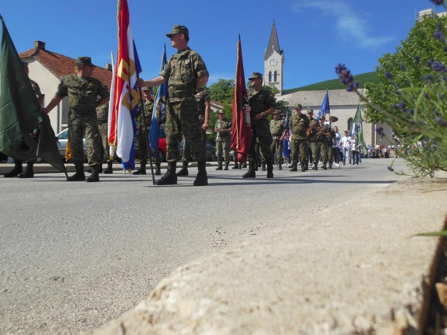 Održan Dan branitelja općine Posušje