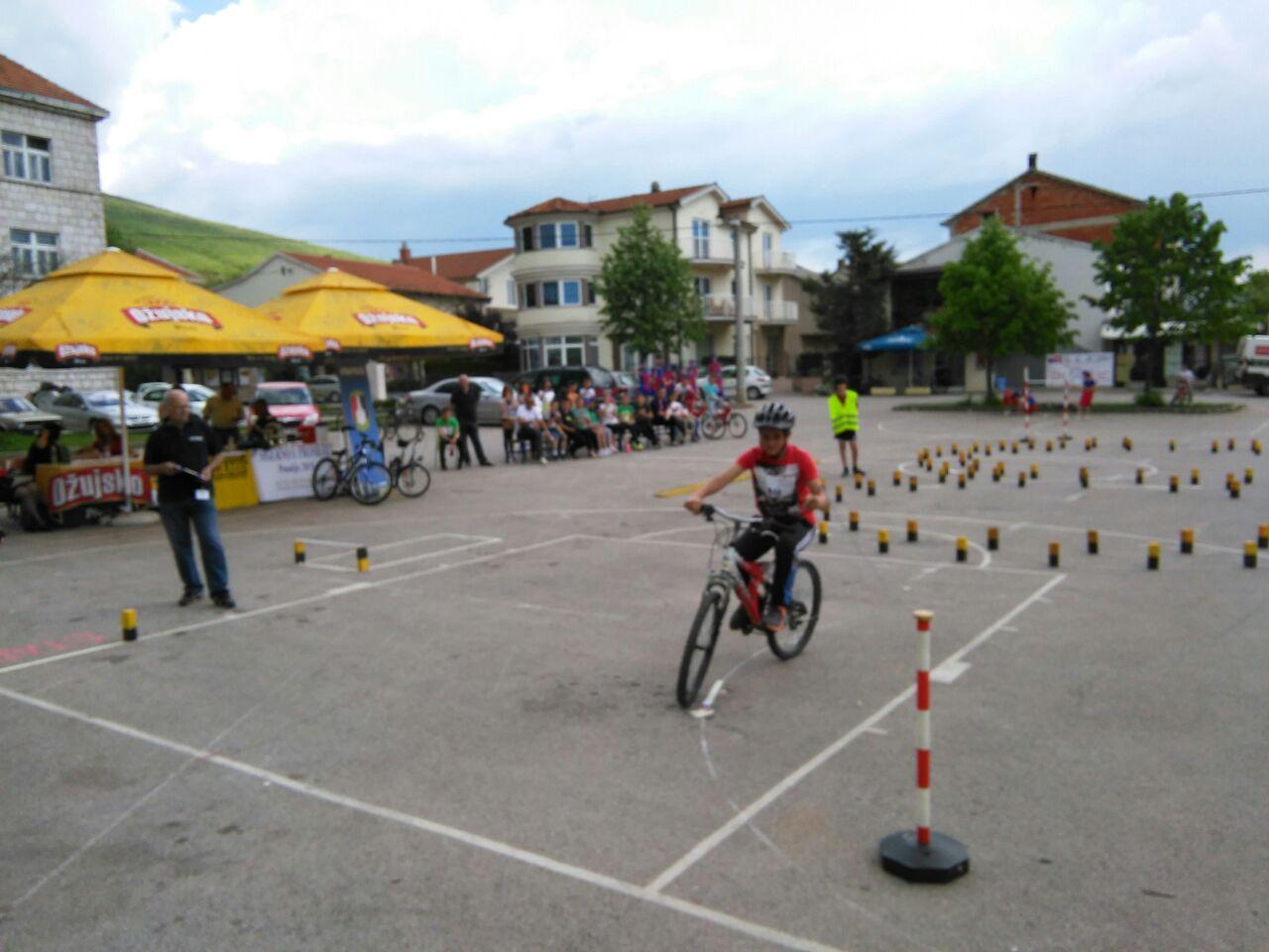 FOTO: U Posušju održano regionalno natjecanje učenika osnovnih škola u poznavanju prometa