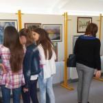 Izlozba slika osnovna skola mazuranic 8