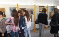 Otvorena izložba slika polaznika likovne radionice Posušje