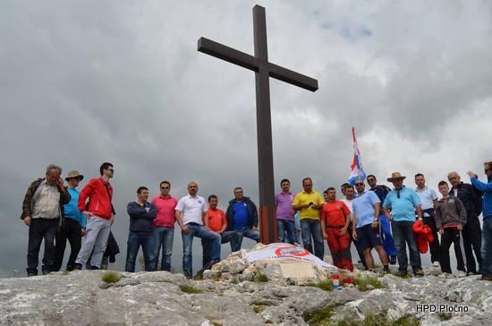 Najava: 7.obljetnica postavljanja Križa na Gradini-Orlovu kuku
