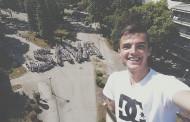 Posušanin Mate Stipić snimio studentski selfie godine!