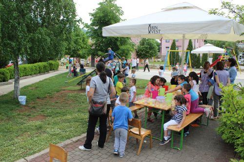 Gradski vrtić Bajka ugostio djecu iz dječjeg vrtića Pčelica iz Širokog Brijega
