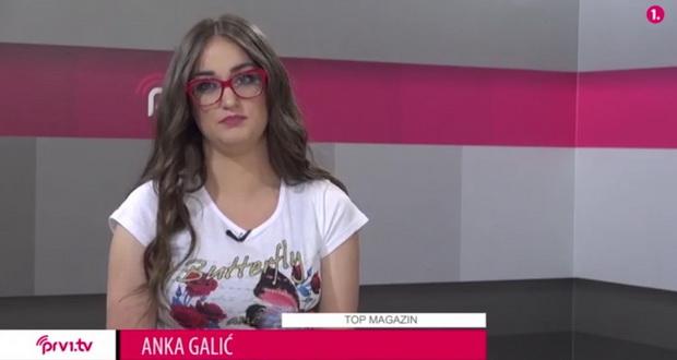 Anka Galić, djevojka koja je pomogla maturanticama slabijeg imovinskog stanja
