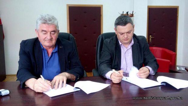 KTM BRINA: Potpisana dva ugovora ukupne vrijednosti 147.598,89 KM