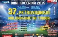 Počele prijave za 37.Petrovdanski malonogometni turnir