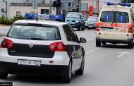 POSUŠJE-GRUDE: Više osoba ozlijeđeno u teškoj prometnoj nesreći
