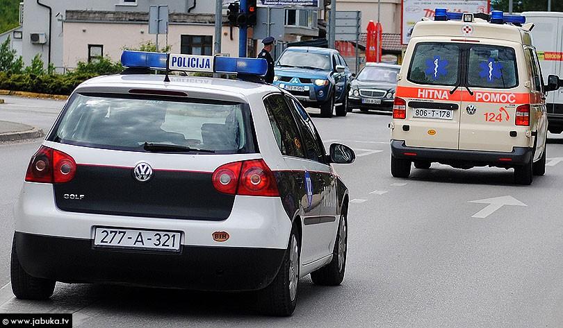 POSUŠJE: U prometnoj nesreći poginula dva mladića iz Gruda