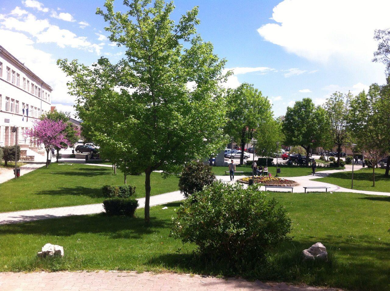 """EKOLOŠKA AKCIJA """"JEDAN SAT ZA ČIST GRAD"""": U četvrtak čisti se gradski park i područje oko škola"""