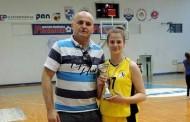 Lucija Begić dobila poziv za najbolju žensku košarkašku vrstu BiH