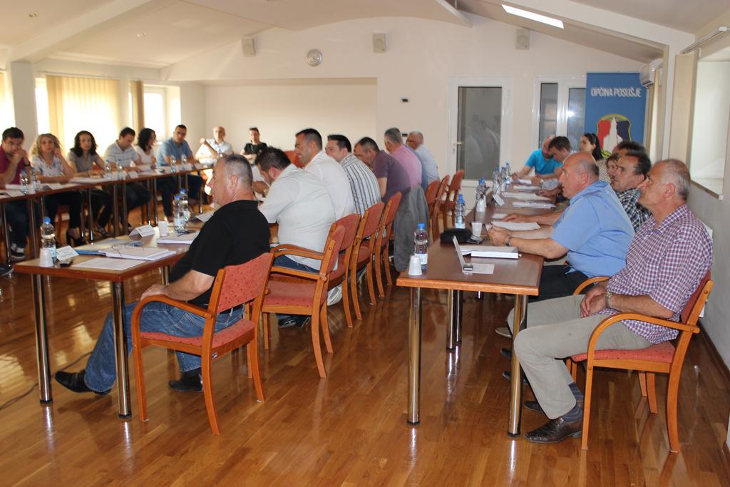 Održana 24. sjednica Općinskog vijeća