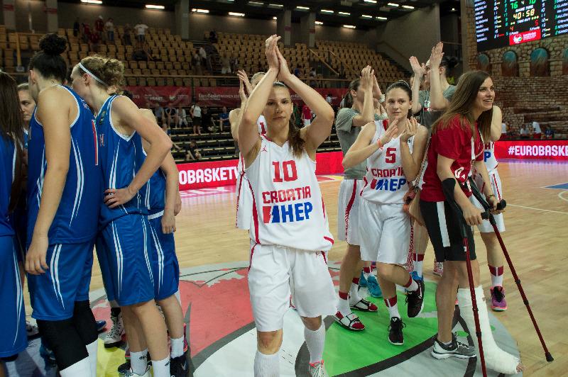 Veliki uspjeh – Hrvatska ušla u drugi krug EuroBasketa 2015