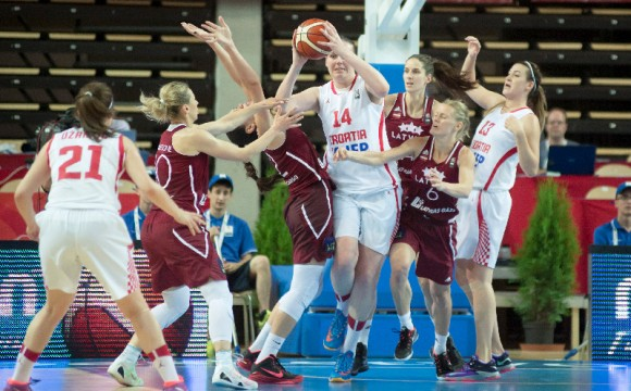 Hrvatska pobijedila Latviju, prilika za prolazak u drugi krug se osmjehuje