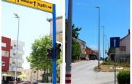 Završeni radovi ličenja stupova javne rasvjete i semafora