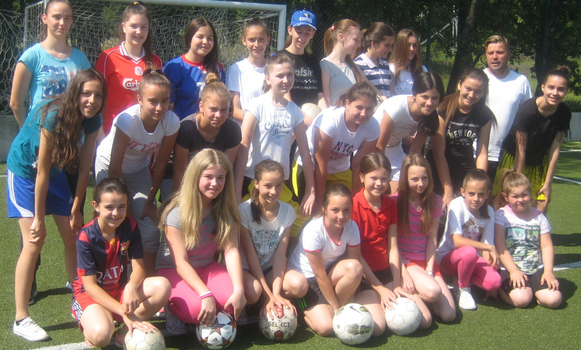 Kreće i ženski nogomet u Posušju