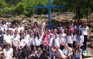 POSUŠJE: Dječji zbor nastupio u Međugorju