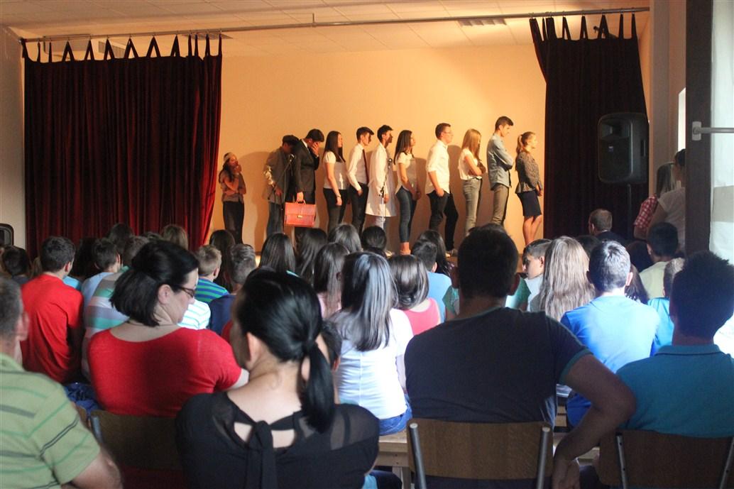 POSUŠKI GRADAC: Otvoren sedmi po redu Festival religiozne drame