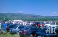 Druženje vozača BMW-a na Mostarskom blatu