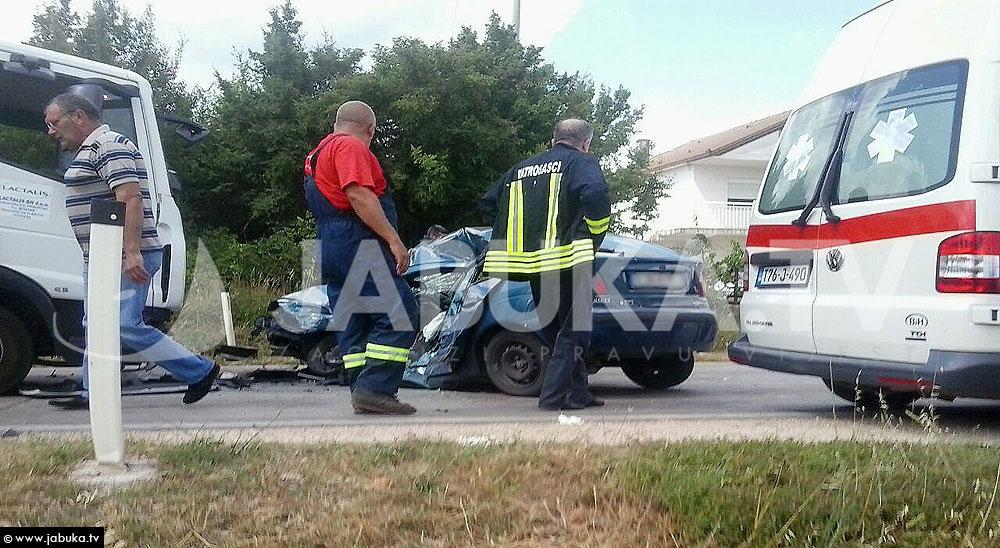 Široki Brijeg: U teškoj prometnoj nesreći smrtno stradala vozačica iz Posušja