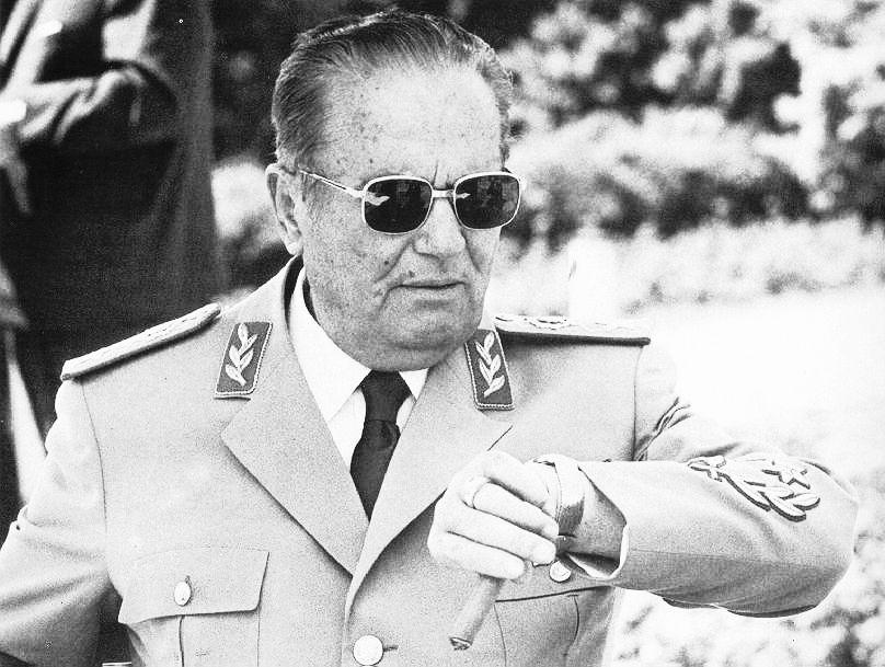 FRA MARIO KNEZOVIĆ: Ako Tito nije diktator i zločinac, onda je svetac