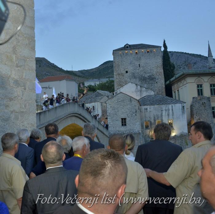Samo ispružena ruka i dobra volja ljudi rezultiraju pomirenjem: Mostar je danas jedini multitetnički grad u BIH