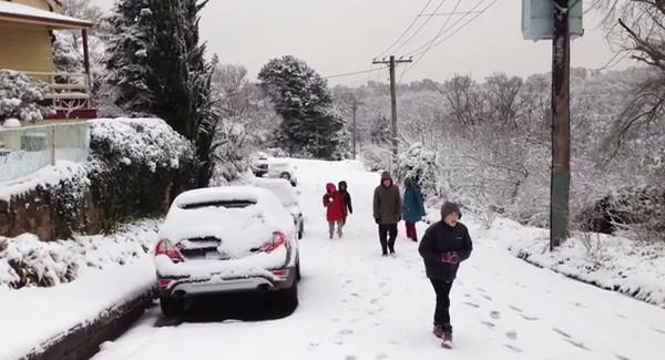 U Australiji pao najveći snijeg u posljednjih 30 godina