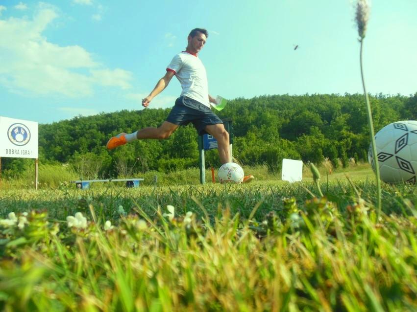 FOOTGOLF ODUŠEVIO POSUŠANE: Zvonimiru Begiću – Ćundi pripao prvi turnir