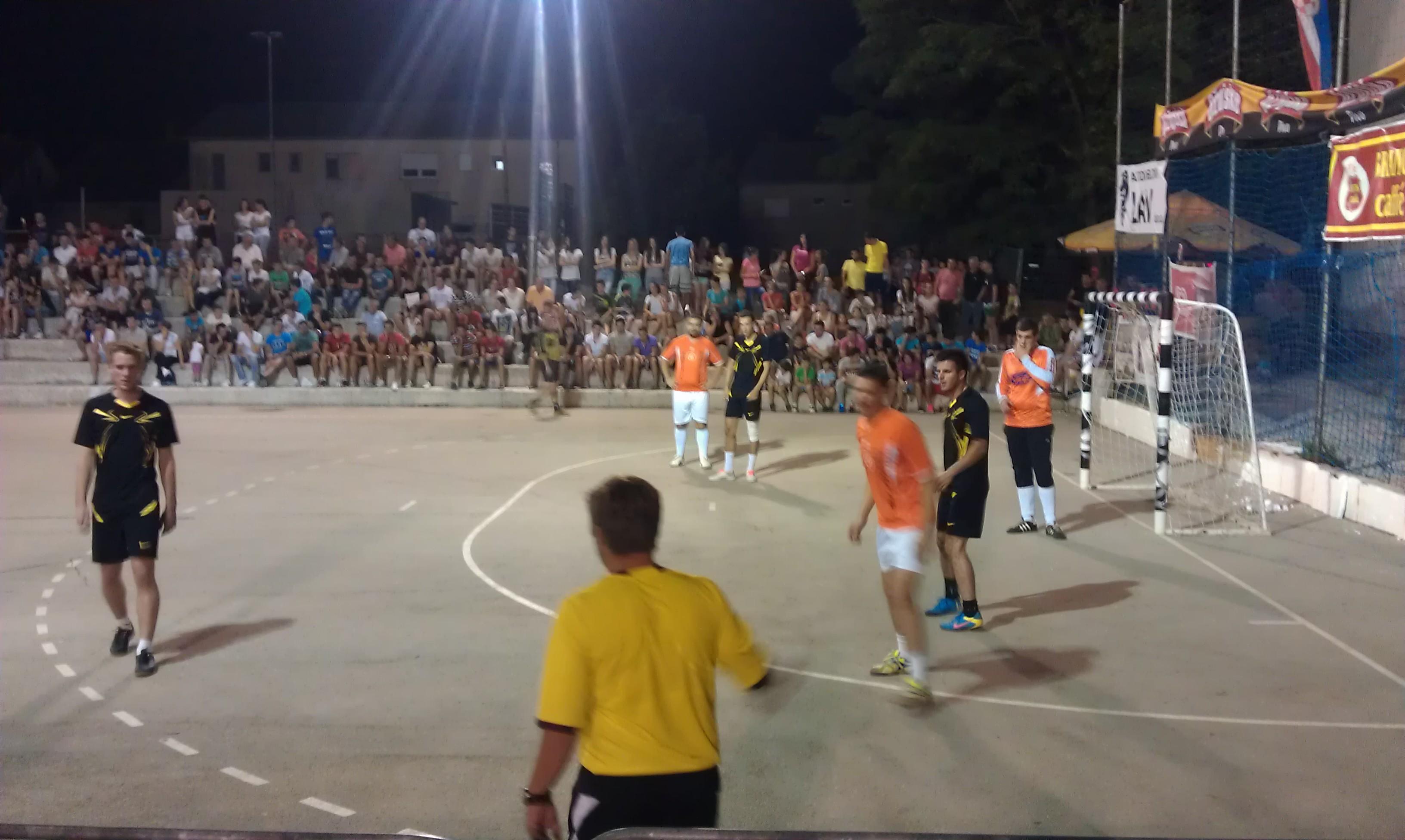 Meljakuša, Gornji Jukići i Durmišuša prvi četvrtfinalisti