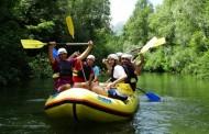 HPD Pločno na rafting avanturi na Cetini