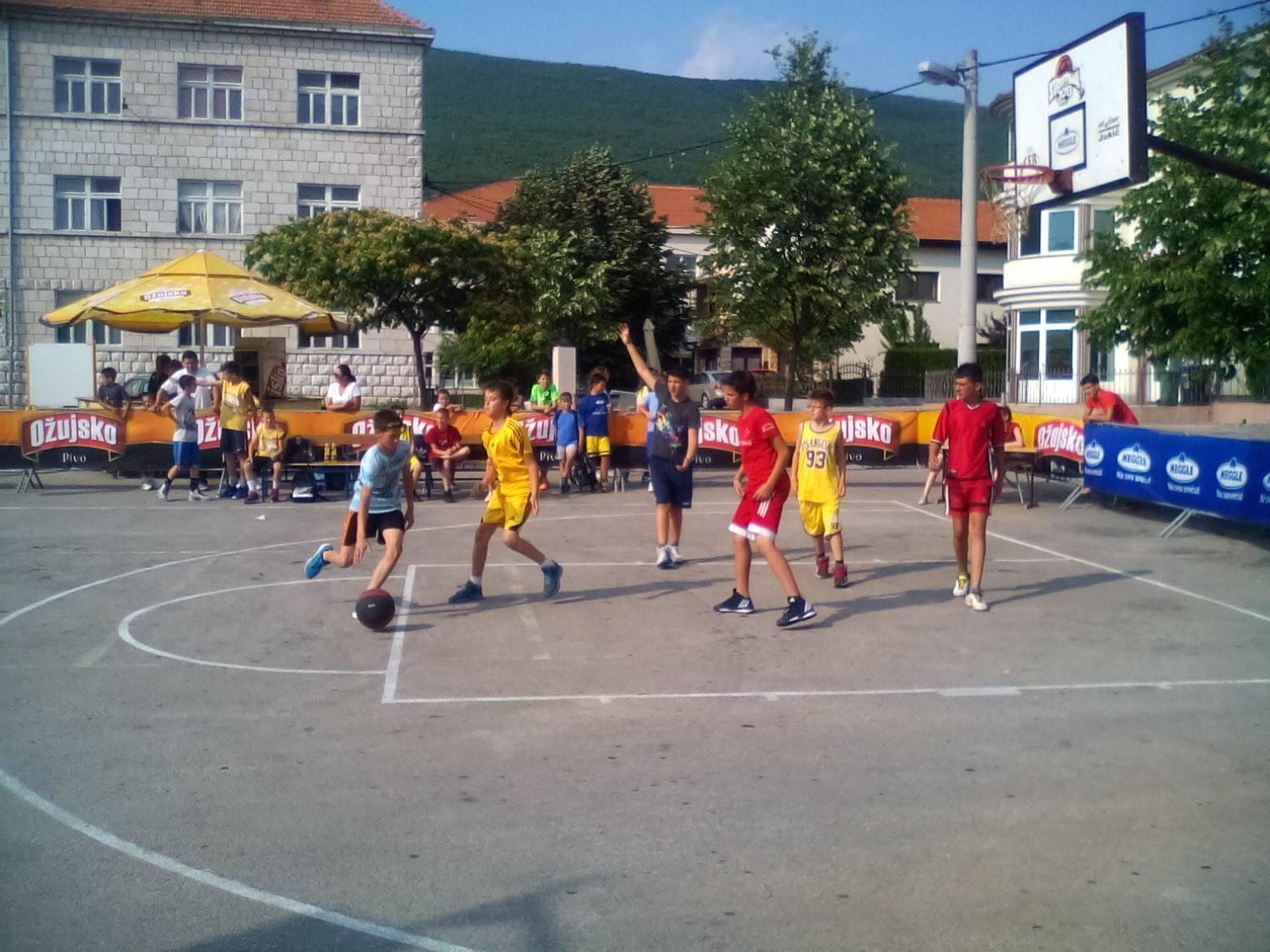 Streetball djeca 2