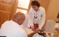 Dragovoljno darivanje krvi