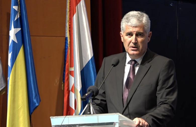 Čović: BiH čeka reorganizacija kako bi se osigurala jednakopravnos