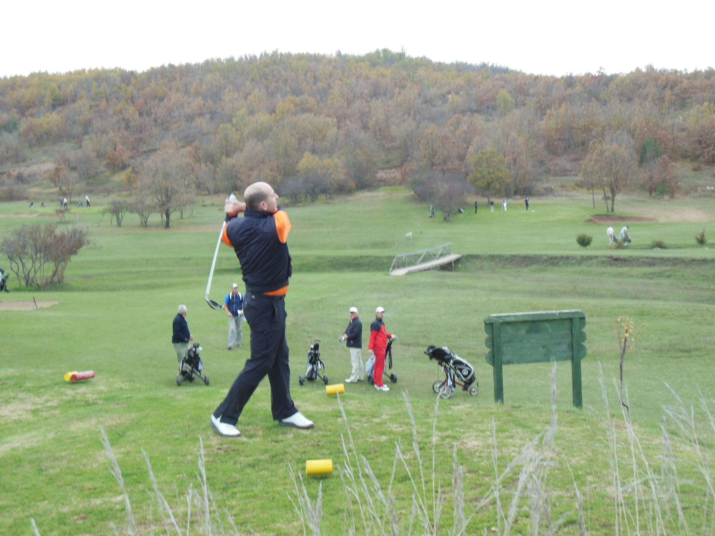 Zoran Palameta obranio KUP BiH u golfu