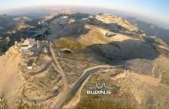 VIDEO: Veličanstveni prizori iz zraka na planinu Čvrsnicu i vrh Pločno