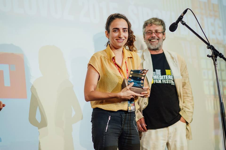Grand prix 16. MFF-a izraelskom fimu 'Jedno od troje'